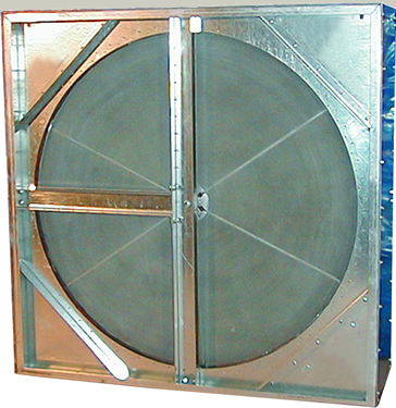 Desiccant Dehumidification Wheels